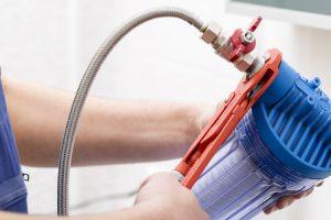 Filtrowanie wody w domowej instalacji wodnej